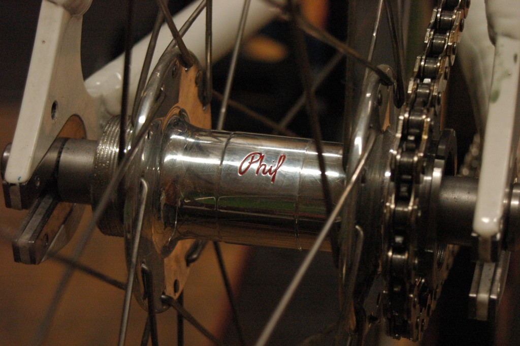 Phil Wood Fixie Nabe